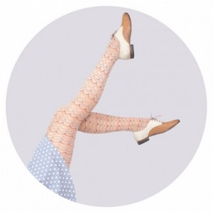 20 Fashionable Tights to Wear This Winter
