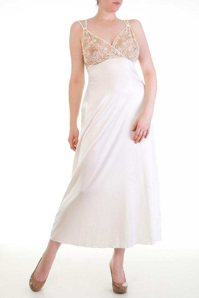 Harlow & Fox Serena Ivory Gown