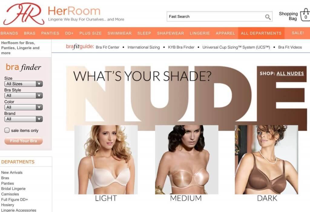 herroom diversity