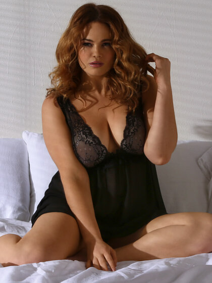 Hips & Curves Lingerie: New Spring/Summer 2014 Images
