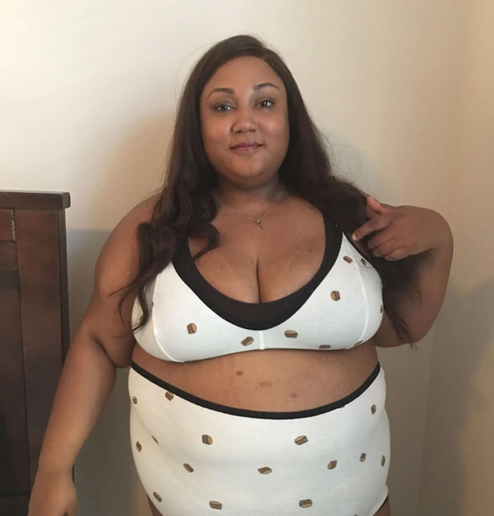 Custom Plus Size Hopeless Lingerie - The Lingerie Addict