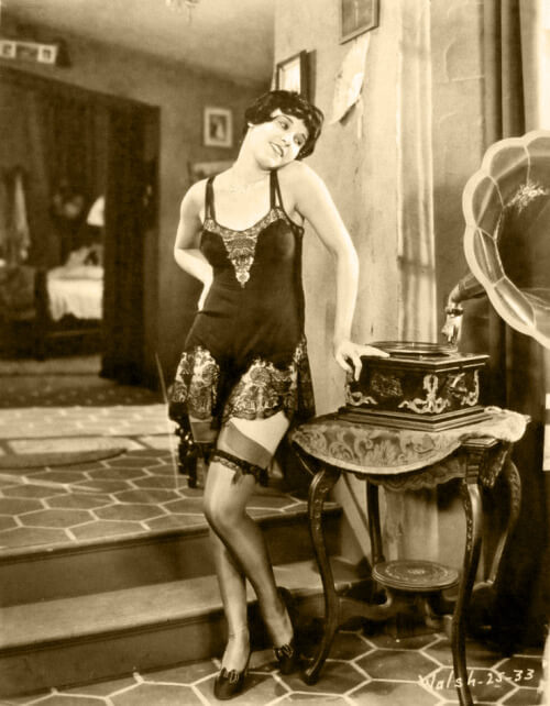 Hot for Paris, 1929