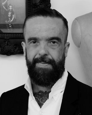 Ian Frazer Wallace of The Whitechapel Workhouse