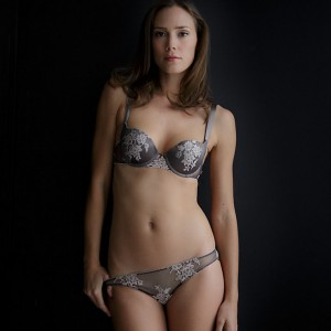 Sale Lingerie of the Week:  ID Sarrieri Innamorata Padded Push-Up Bra Set