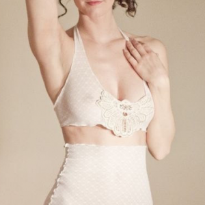 Vintage Inspiration with a Twist: Impish Lee Lingerie