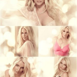 A Quick Look at the Intimate Britney Spears Lingerie Collection