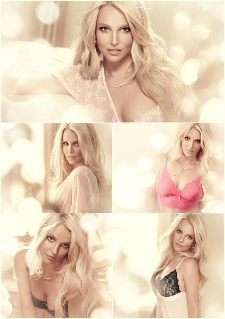 intimate britney spears lingerie 2