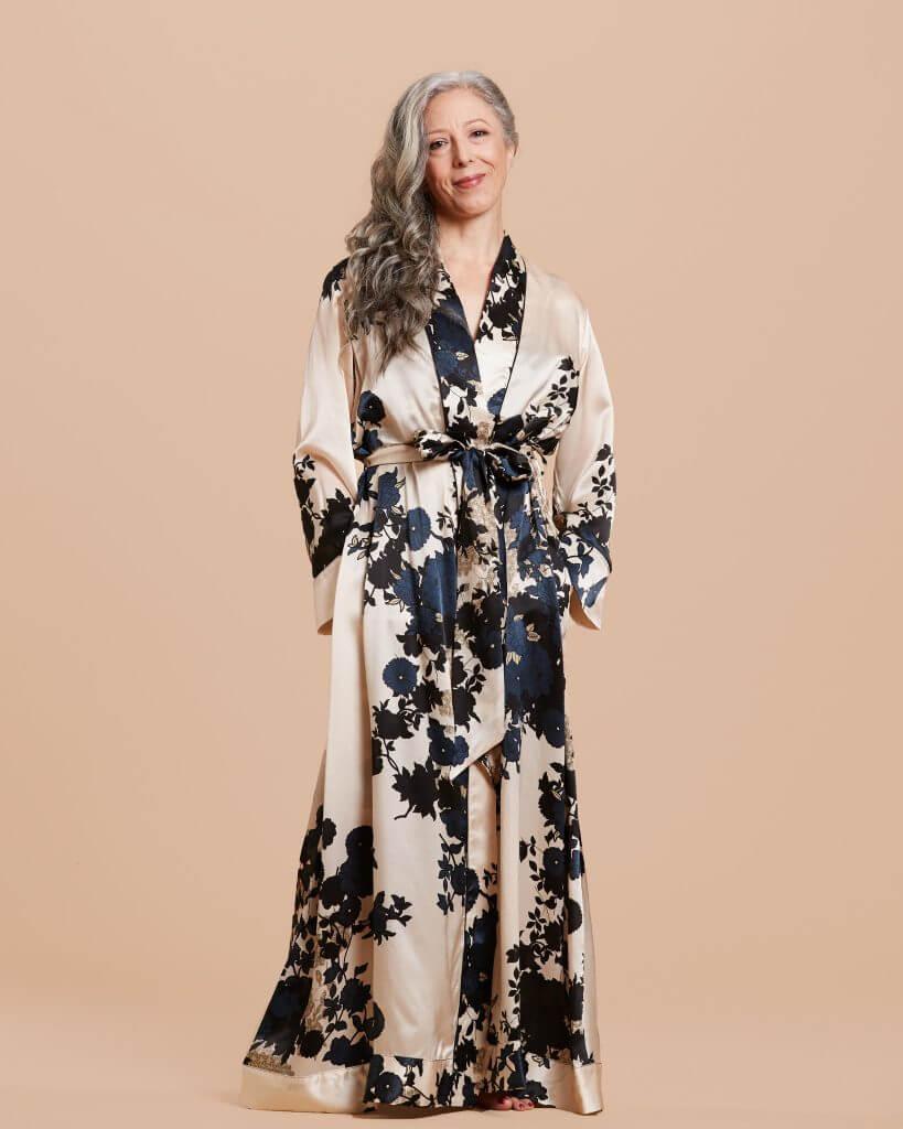 Morpho + Luna Jade Dressing Gown - $768.00