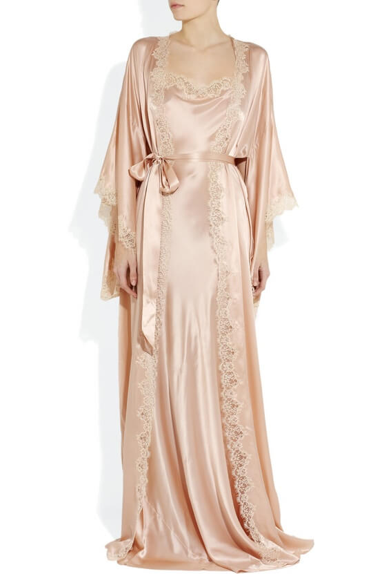 Jenny Packham Robe via Net a Porter (discontinued)