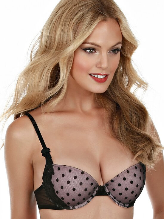 Jezebel Vanessa Pushup Bra - $34.00
