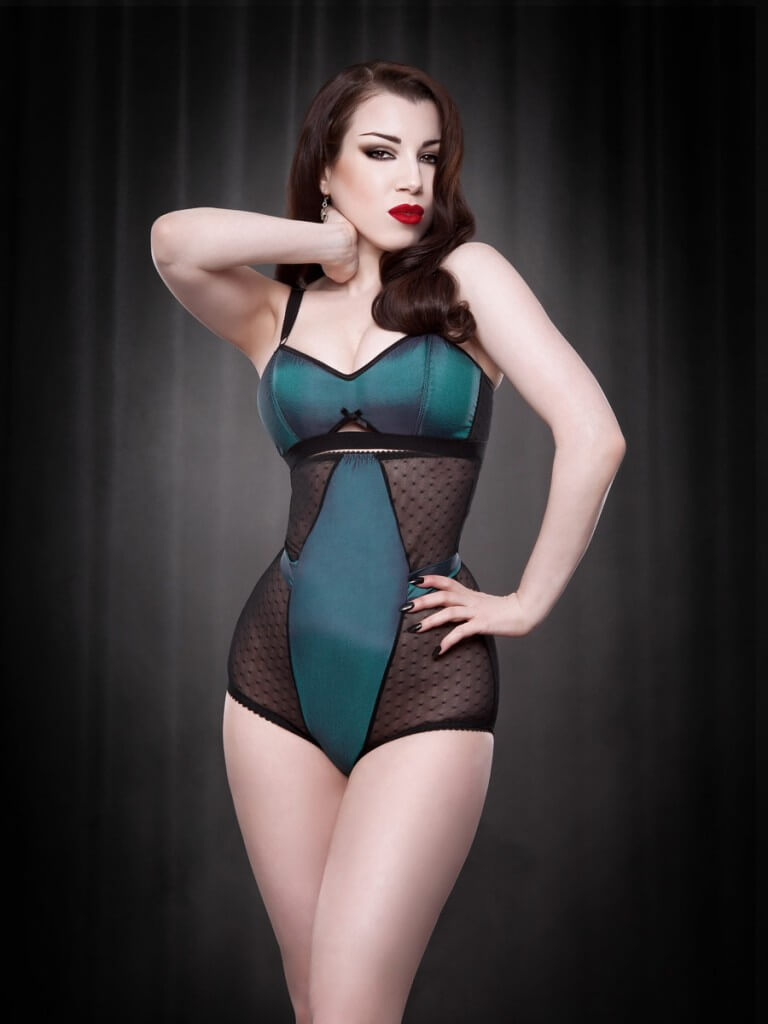 kiss me deadly emerald jezebel knicker