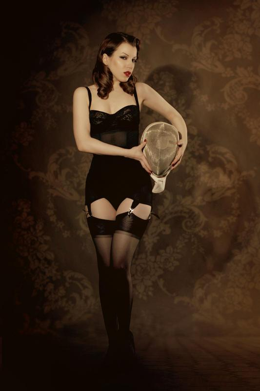 kiss me deadly vargas girdle dress