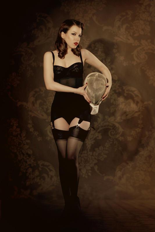 56b83117b369c Lingerie Wishlist: Kiss Me Deadly Vargas Girdle Dress