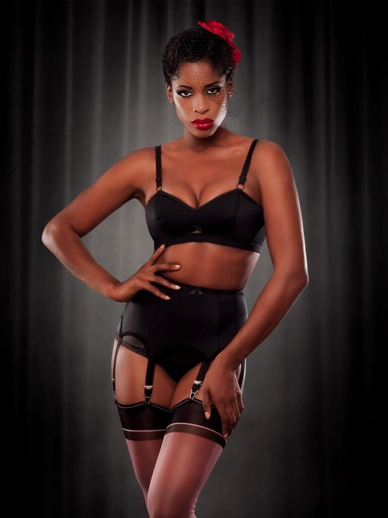If you include design and labor it makes sense that bras, especially nice ones, aren't $10. Via Kiss Me Deadly.