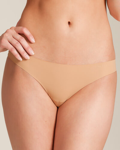La Perla Studio Invisible Brazilian Brief
