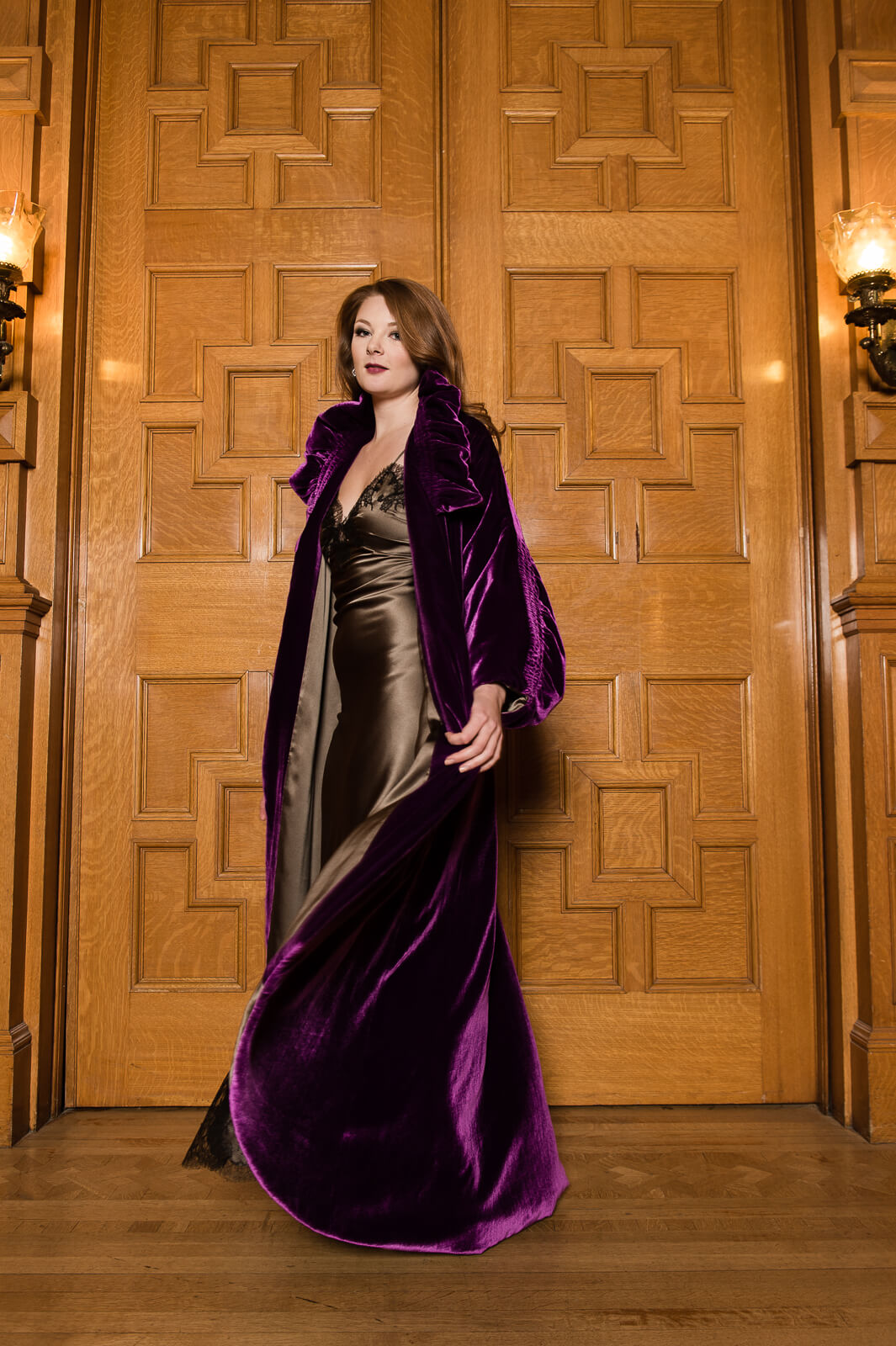 For When You\'re Feeling Luxurious: 12 Downtown Abbey Inspired Robes