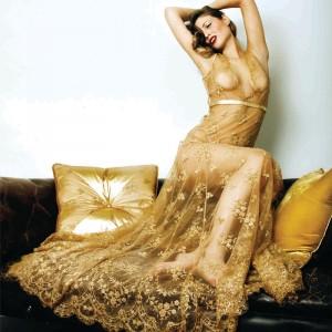 Lingerie Wishlist: Loveday London Goddess Boudoir Gown