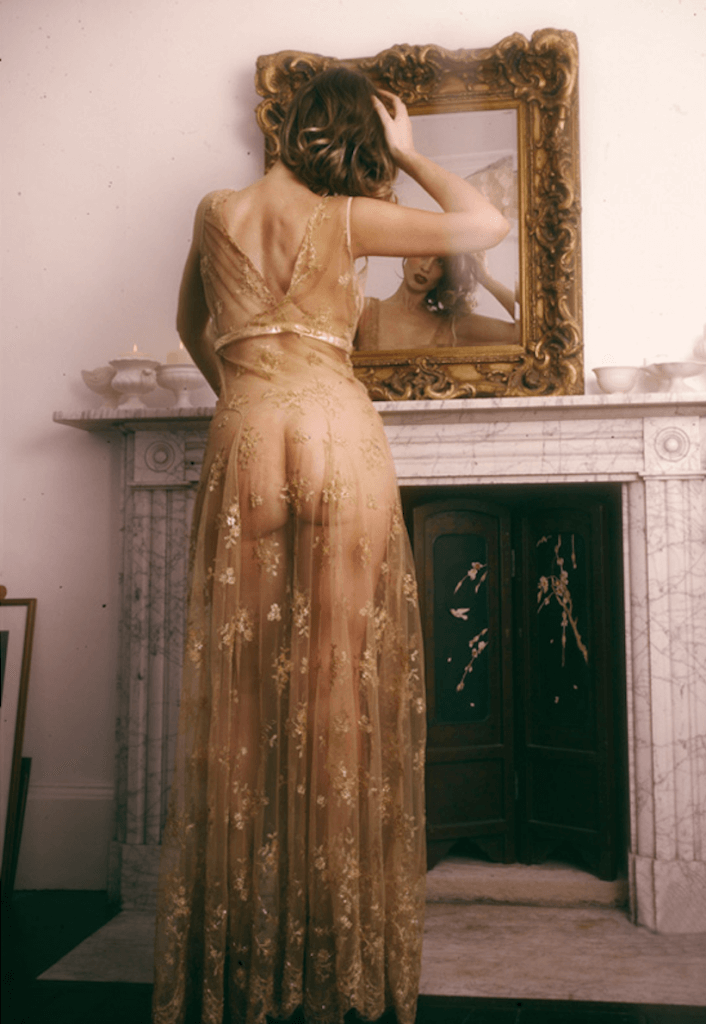 loveday london goddess gown