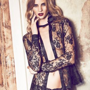 Lingerie Wishlist: Lucile London Lace Blouse