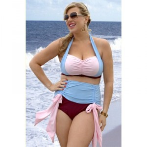 Plus Size Lingerie And Swimwear for Your Inner Ballerina: Meet Lulu West