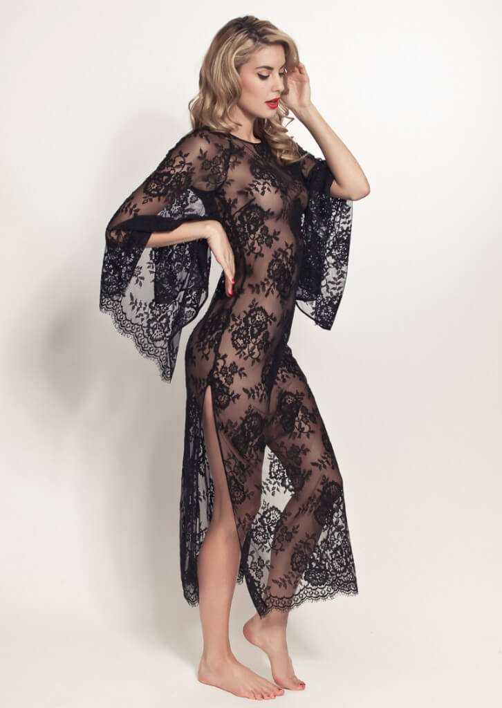 29c6066e77d6d Lingerie of the Week: Marjolaine Passion Nightgown