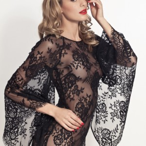 Lingerie of the Week: Marjolaine Passion Nightgown