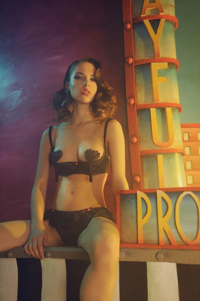 Playful Promises Lingerie