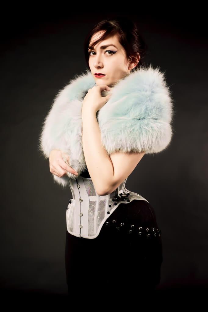 Photo © Matthew Kadi | Model: Victoria Dagger | Corset: Neon Duchess
