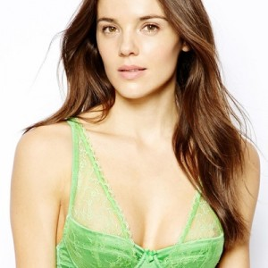 6 Pieces of Sheer Lingerie and Sleepwear for Full Busted Women