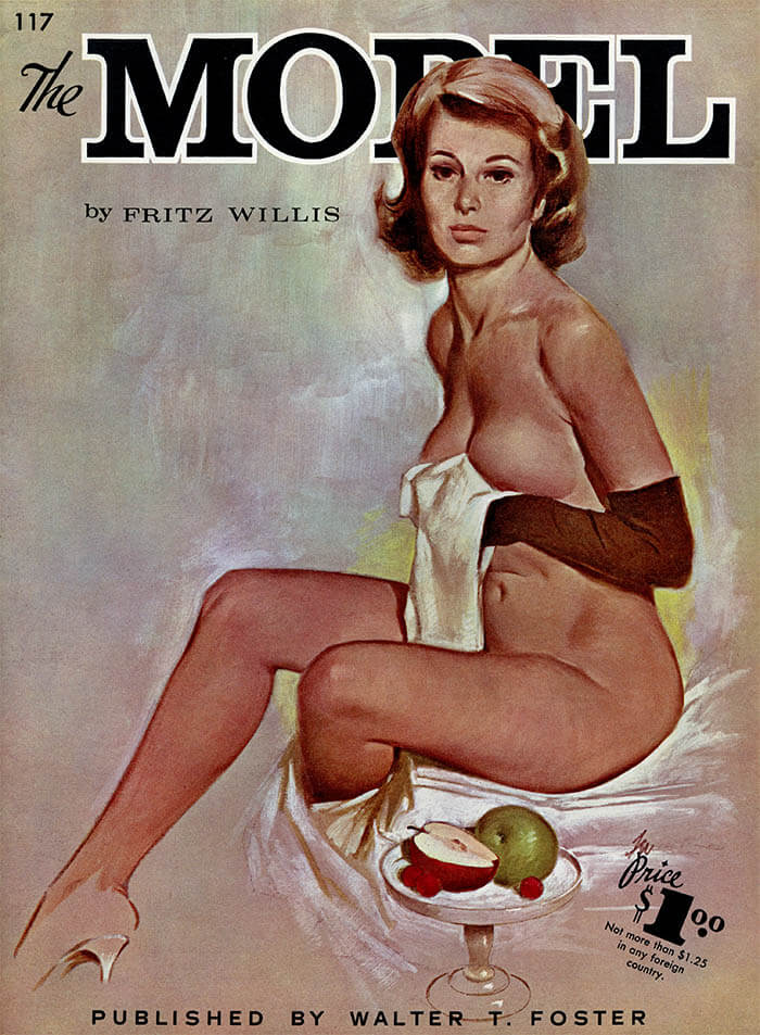 Aside! erotic and pinup artists