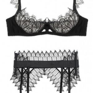 Lingerie of the Week: Myla 'Anastasia' Bra & 'Celestria' Suspender Belt