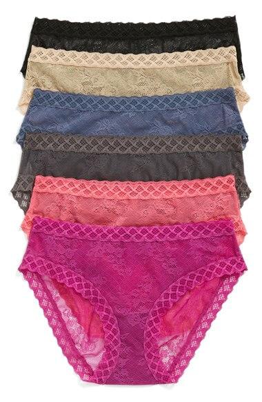 Natori Bliss Lace Bikini - Sale: $12.90, After Sale: $18.