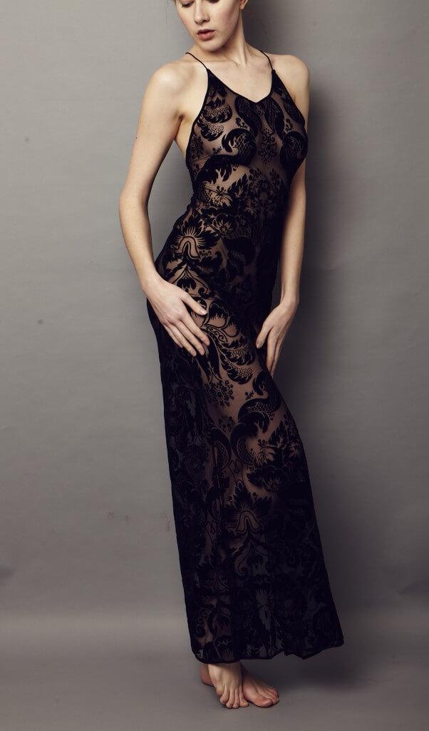 nightprowl london valiance dress
