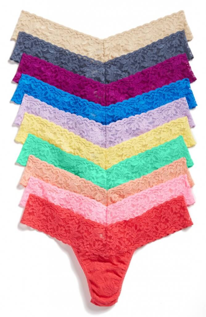 Hanky Panky Low Rise Thong - Sale: $14.90, After Sale: 20.