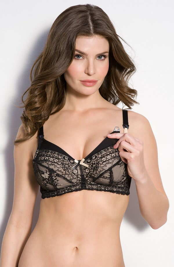 5e43cf640207a Panache Sophie Wireless Nursing Bra -  59.00
