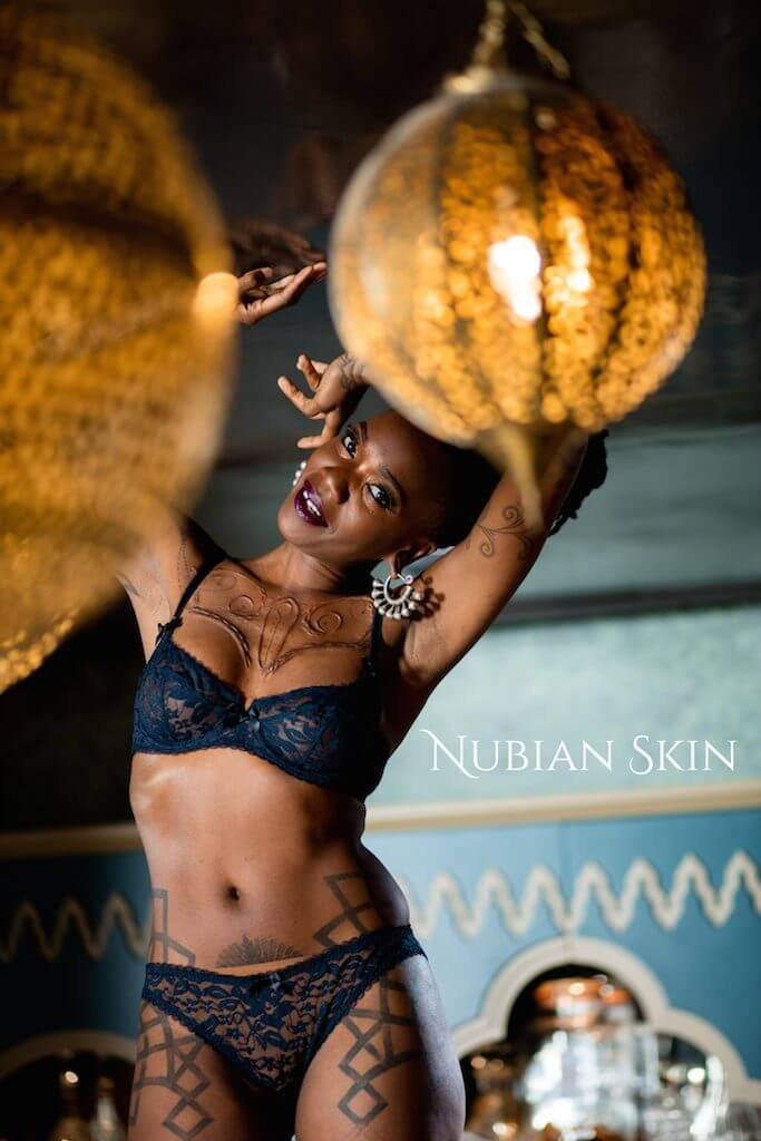 c2ee6cac2d8 Nubian Skin  The Moroccan Nights Collection