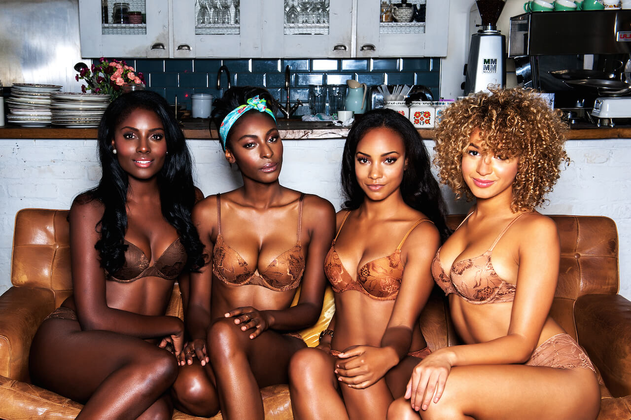 Congratulate, Nubian naked women apologise, but
