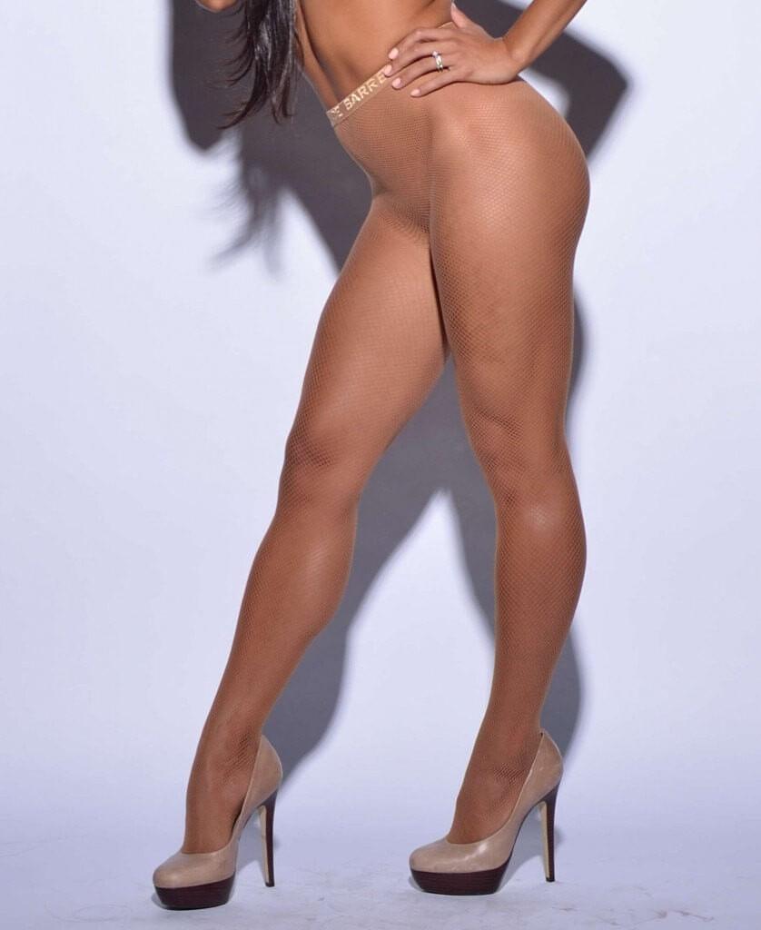 nude barre tights