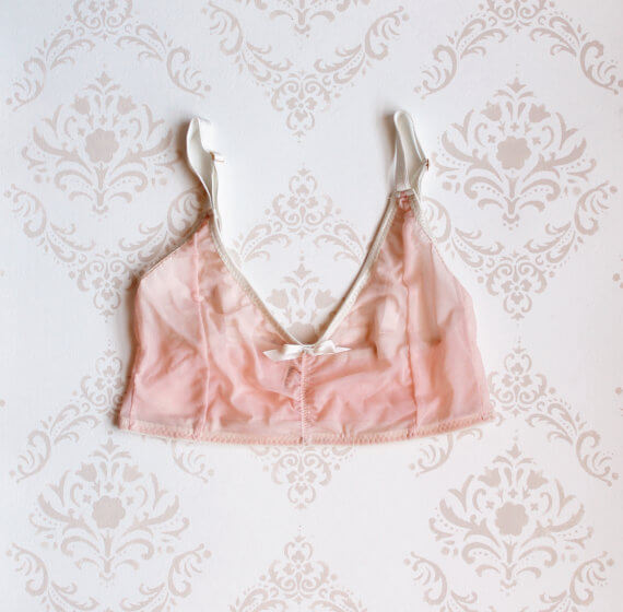 Ohhh Lulu 'Honeysuckle' Cropped Cami - $45.00
