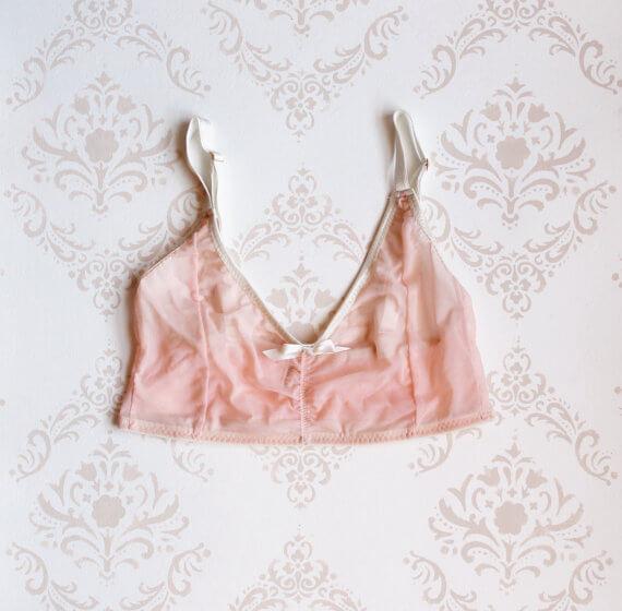 Ohhh Lulu 'Honeysuckle' Cropped Cami - $45.00