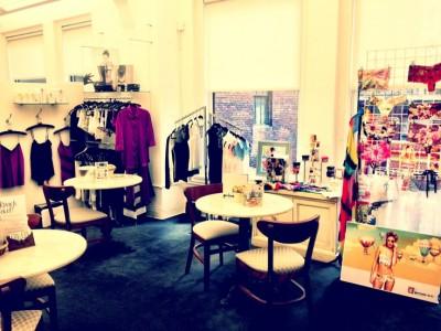 Olivia Feldman Lingerie Showroom