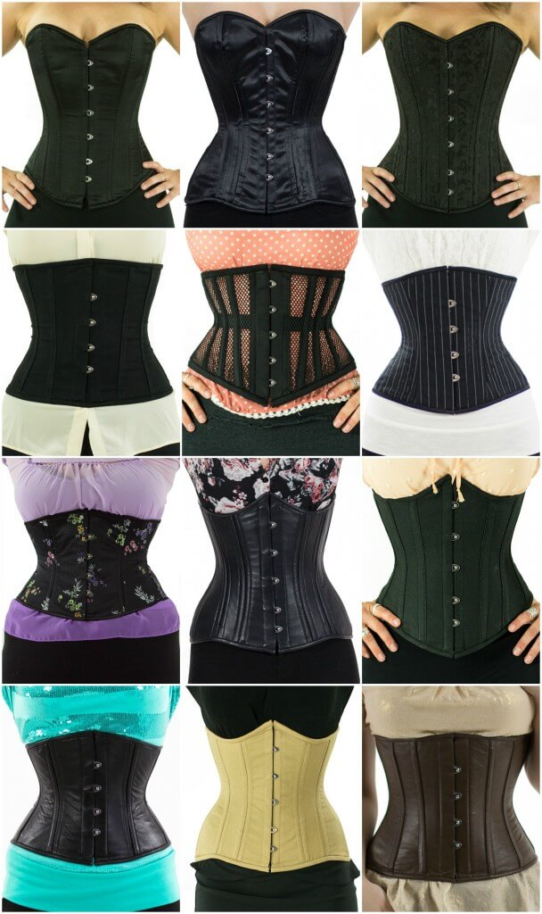 All by Orchard Corset