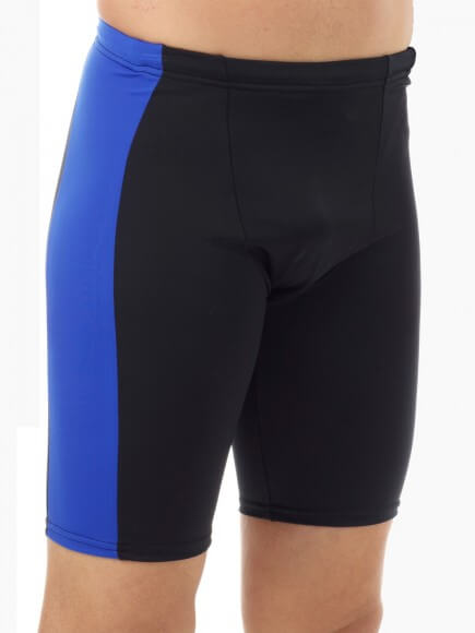 Compression Swim Shorts via Underworks.