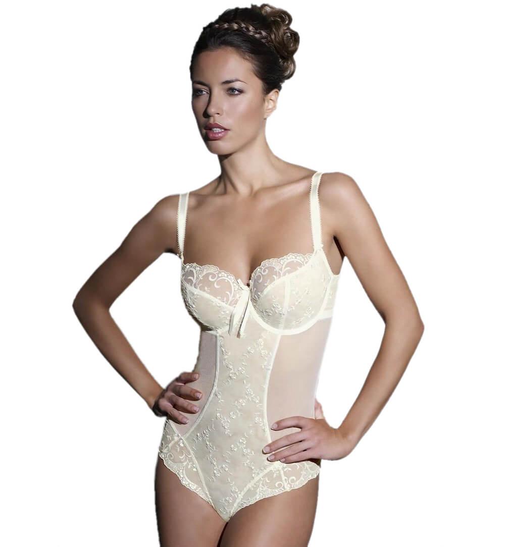 Sale Lingerie of the Week: Panache Confetti Underwire Bodysuit