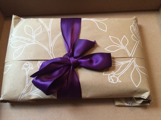 Pretty Packaging from Journelle