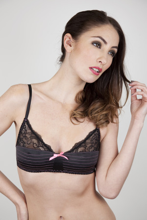 Playful Promises Neon Eve Vintage Stitch Bra - £20.00 (approximately $32.44)
