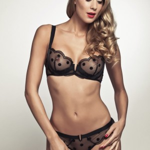 Lingerie of the Week: Implicite 'Obsession' Underwire Bra & Brief