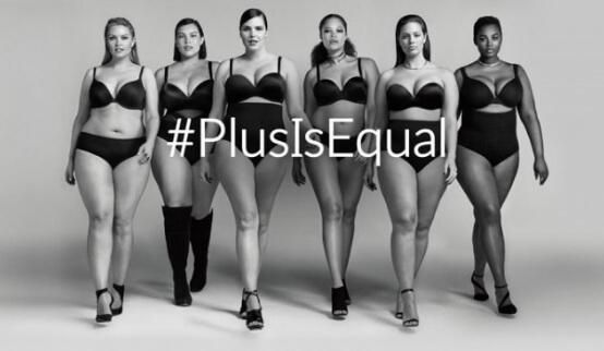 Lane Bryant's #PlusIsEqual Campaign