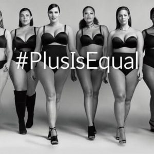 "#PlusisEqual Campaign: When Will ""Standard"" Sizing Catch Up With Reality?"