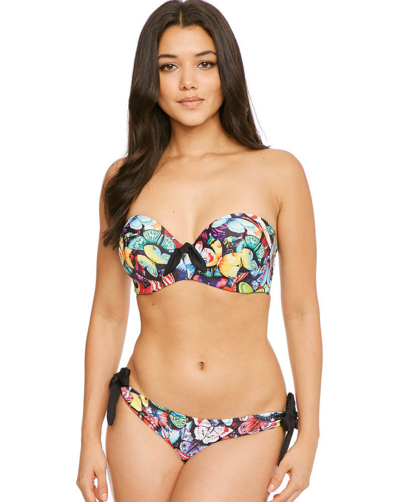 Pour Moi? Butterfly Print bikini swimsuit